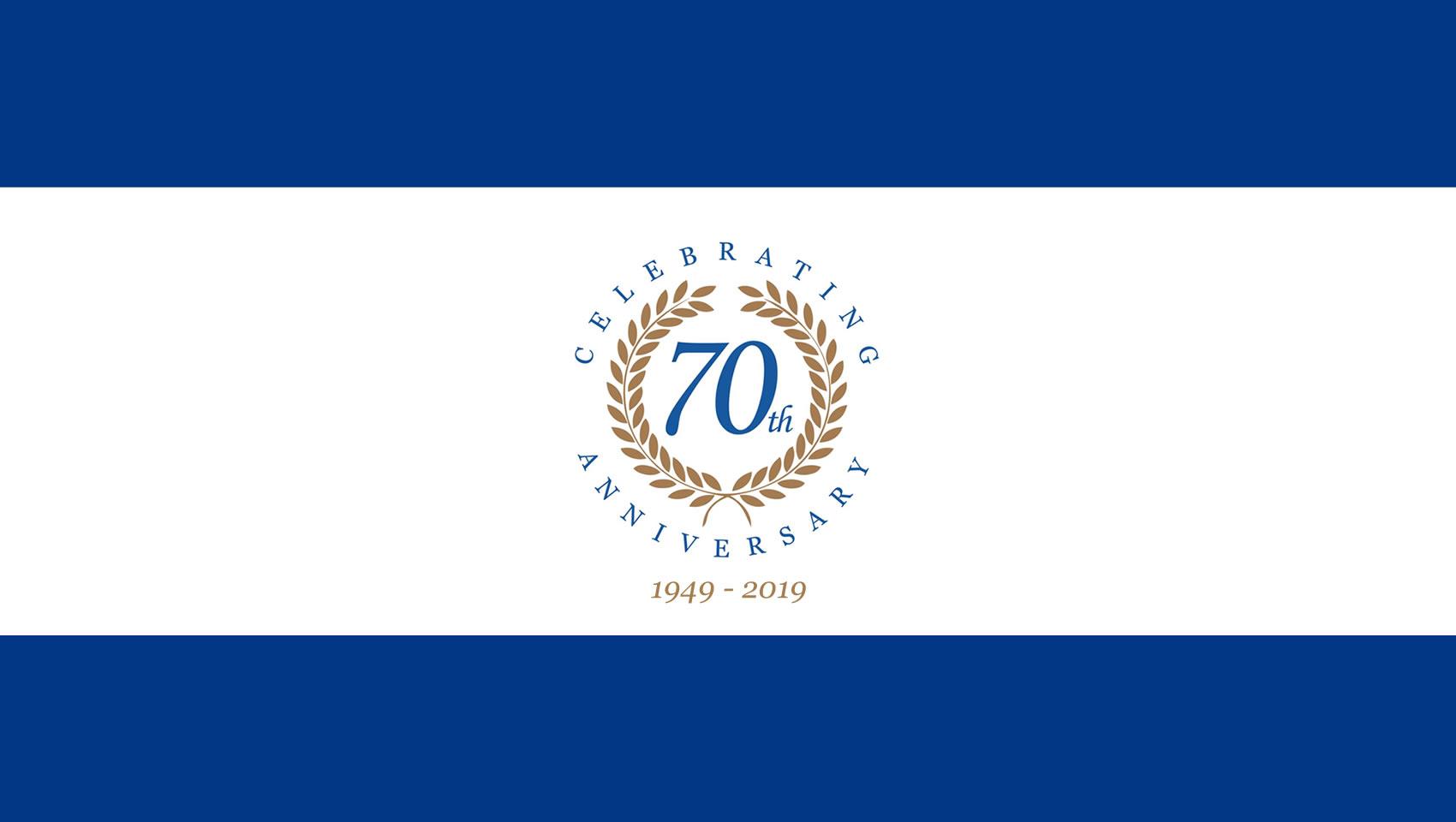 anniversario 70 anni