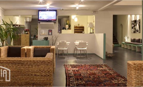 reception hotel fano al Mare