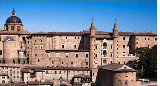 Urbino città rinascimentale