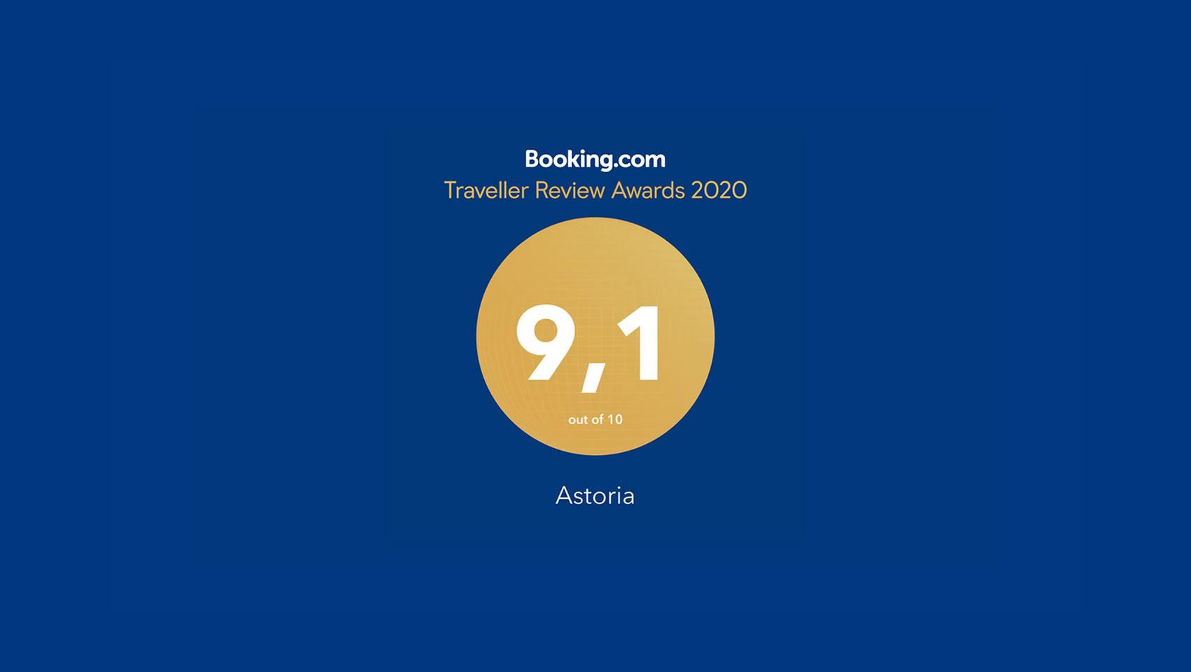 hotel Astoria booking